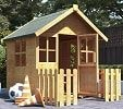 bunny max wooden playhouse small image