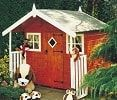 hobby wooden playhouse small image