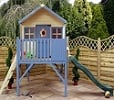 honeysuckle tower wooden playhouse small image