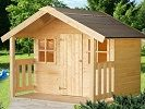 palmako felix wooden playhouse small image