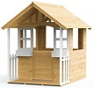 tp cubby house with verandah small image