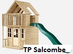 tp salcombe wooden playhouse image
