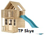 tp skye wooden playhouse image