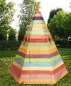 wigwam wooden playhouse small image